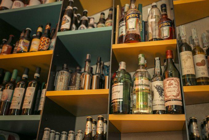 Birre, vini e distillati